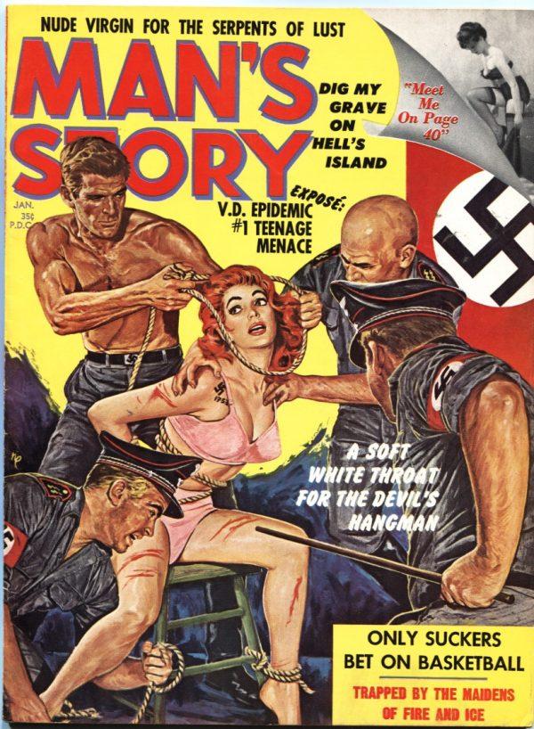 Man's Story January 1962