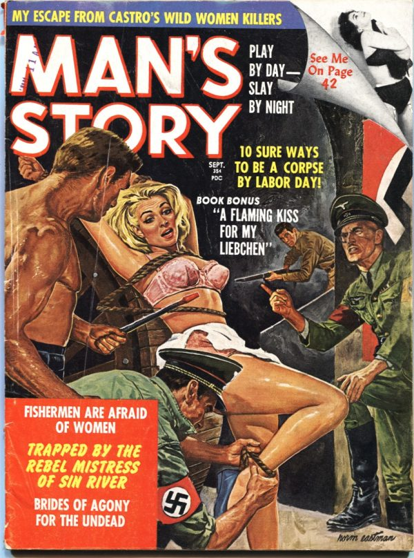 Man's Story September 1961