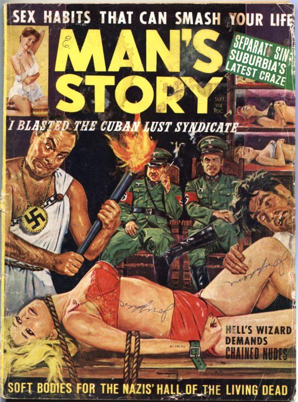 Man's Story September 1963