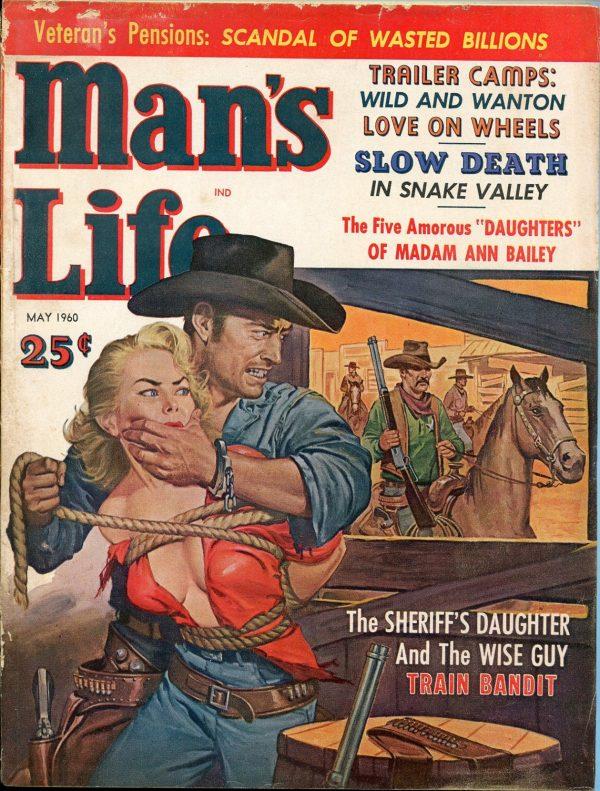 Man's Life May 1960