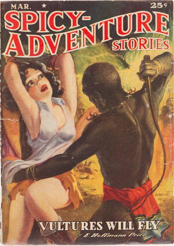March 1939 Spicy Adventure Stories