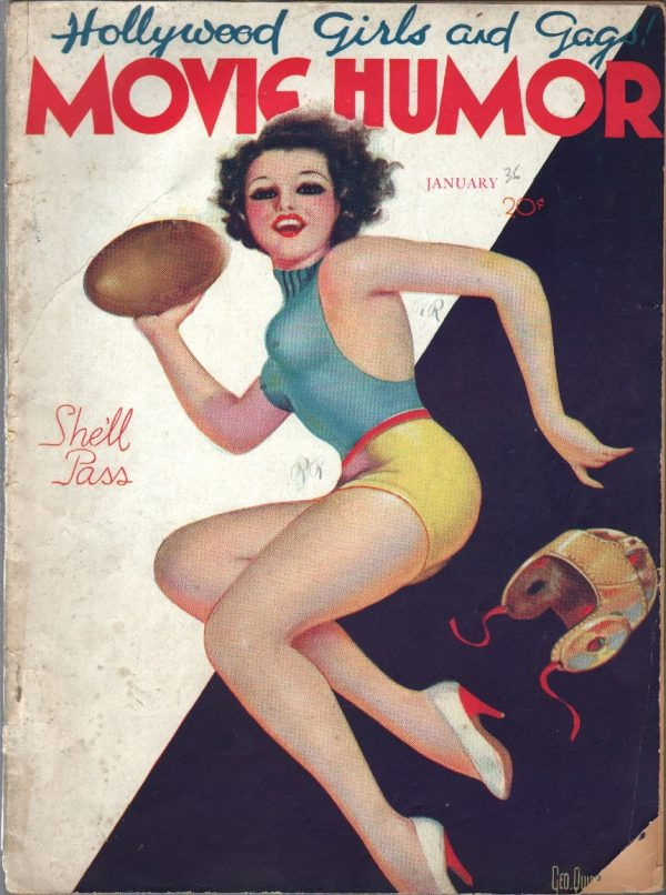 Movie Humor January 1936