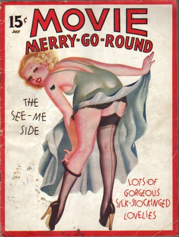 Movie Merry-Go-Round July 1937