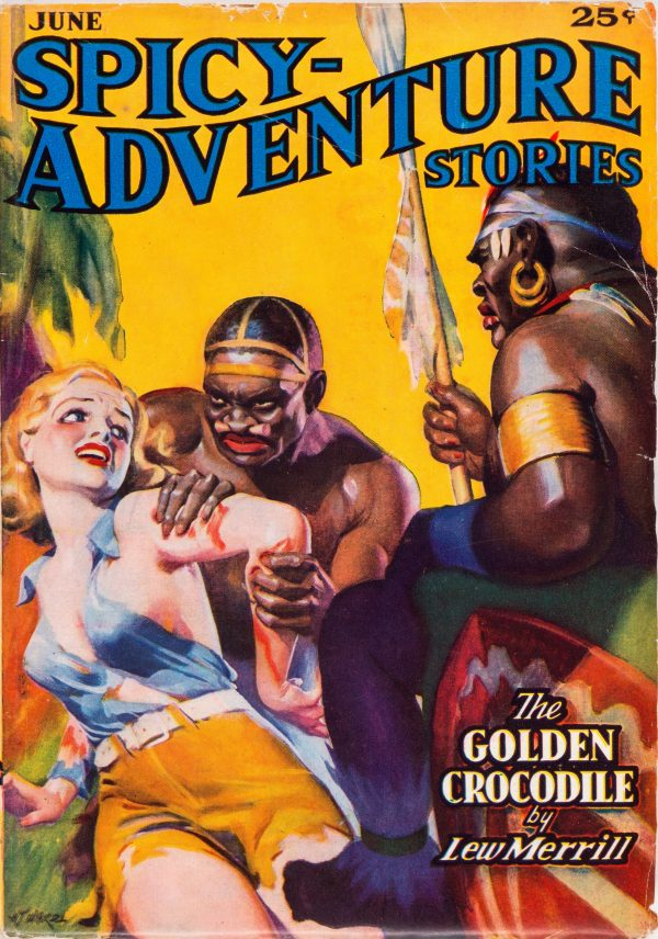 Spicy Adventure - June 1937