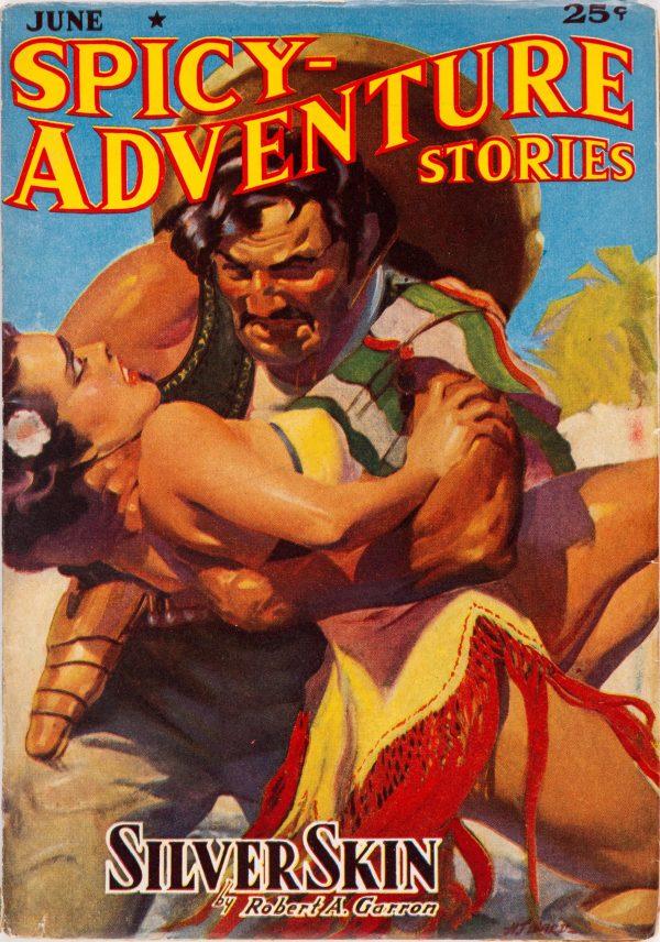 Spicy Adventure June 1939