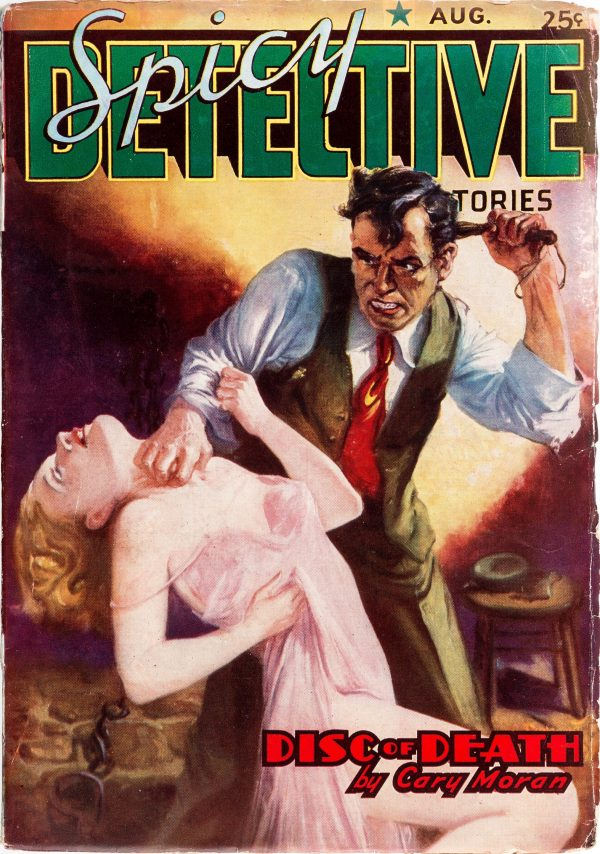 Spicy Detective - August 1937