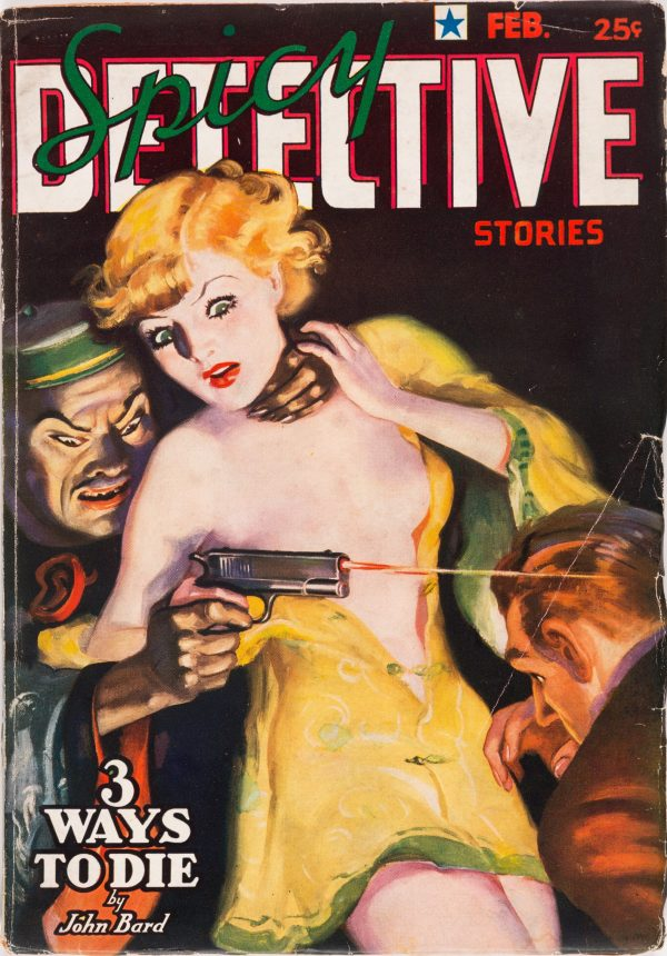 Spicy Detective - February 1937