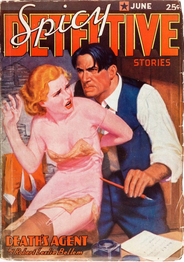 Spicy Detective - June 1937