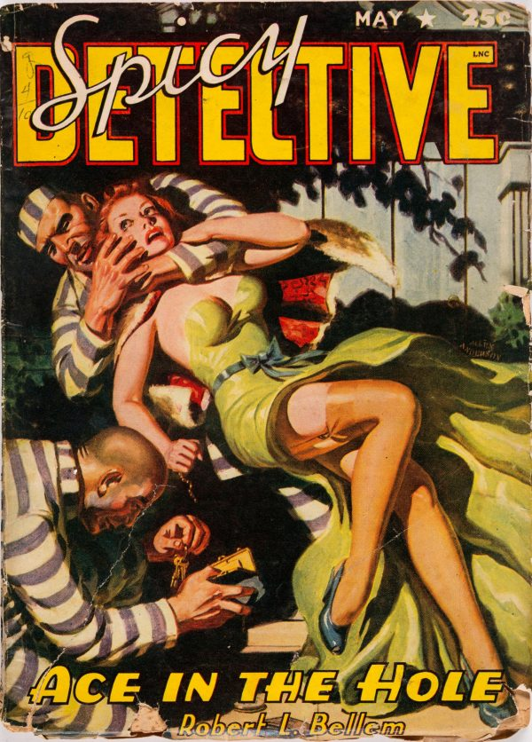 Spicy Detective Stories - 1942 May