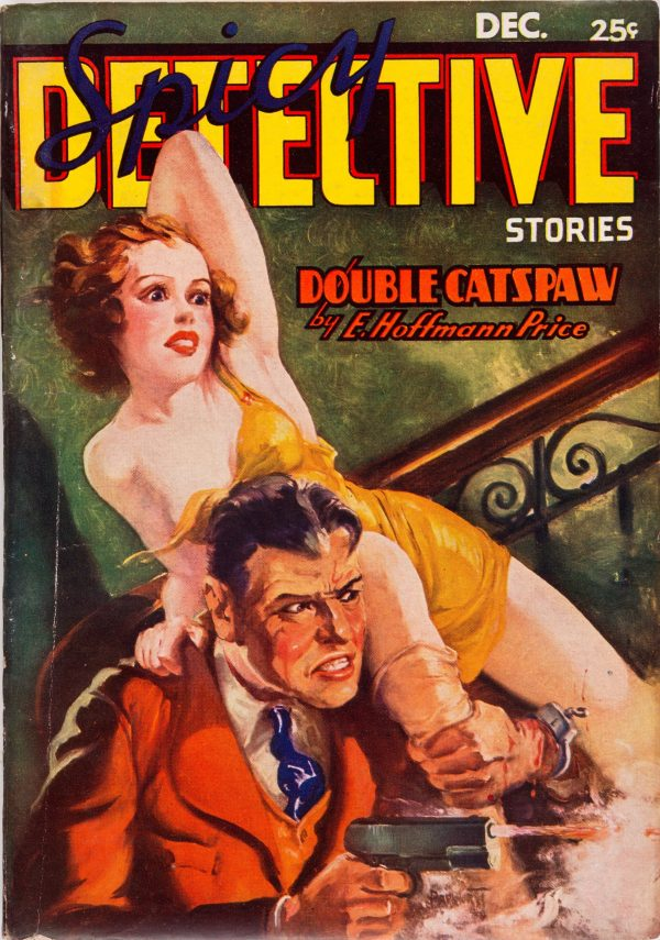 Spicy Detective Stories - December 1936