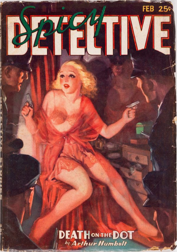 Spicy Detective Stories - February 1936