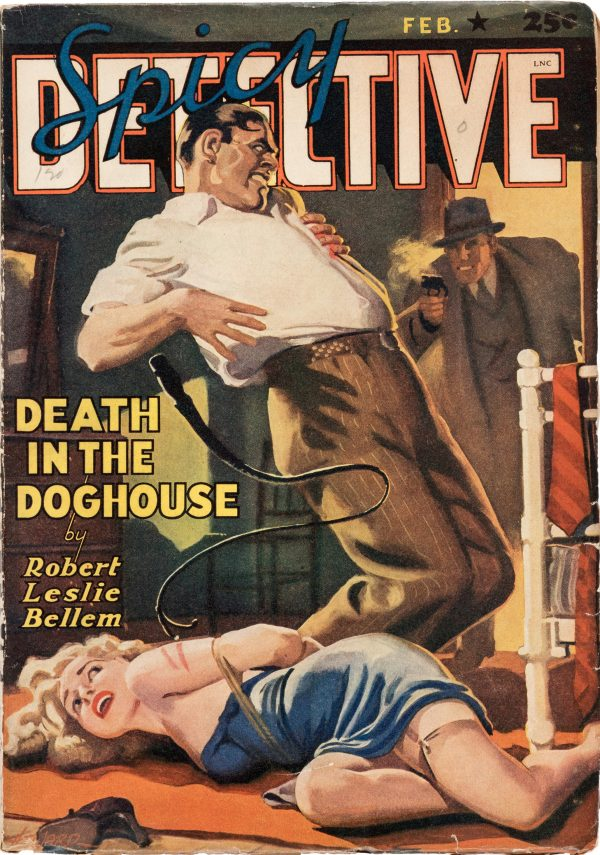 Spicy Detective Stories - February 1942