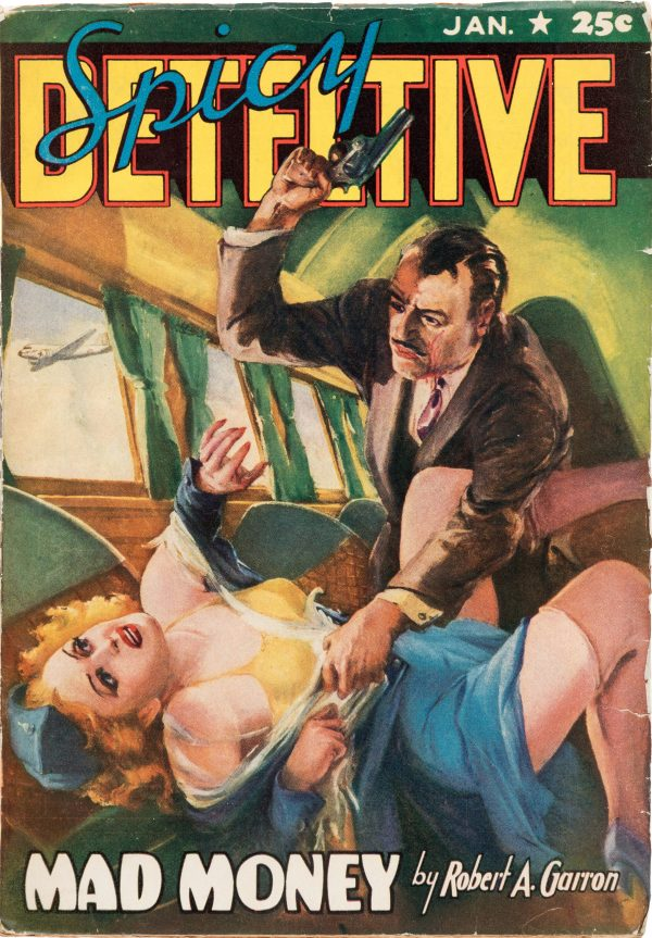 Spicy Detective Stories - January 1941