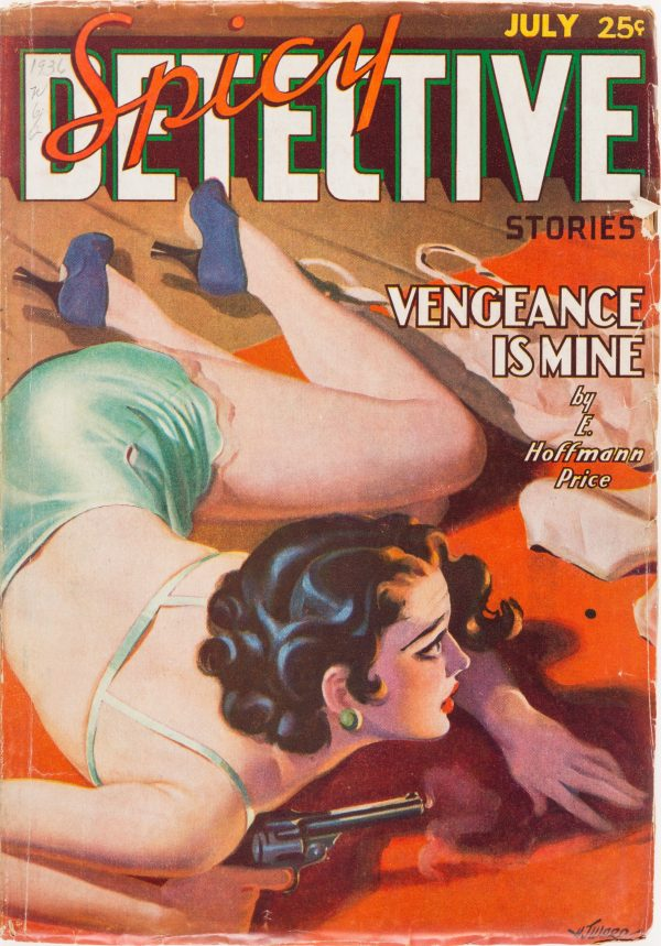 Spicy Detective Stories - July 1936