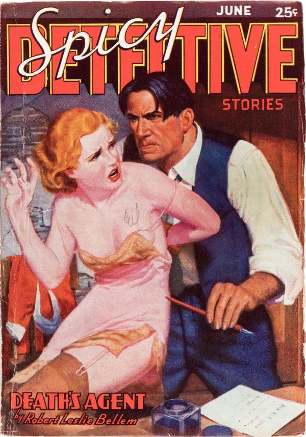 Spicy Detective Stories - June 1937