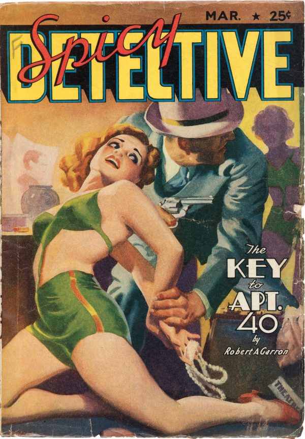 Spicy Detective Stories - March 1939