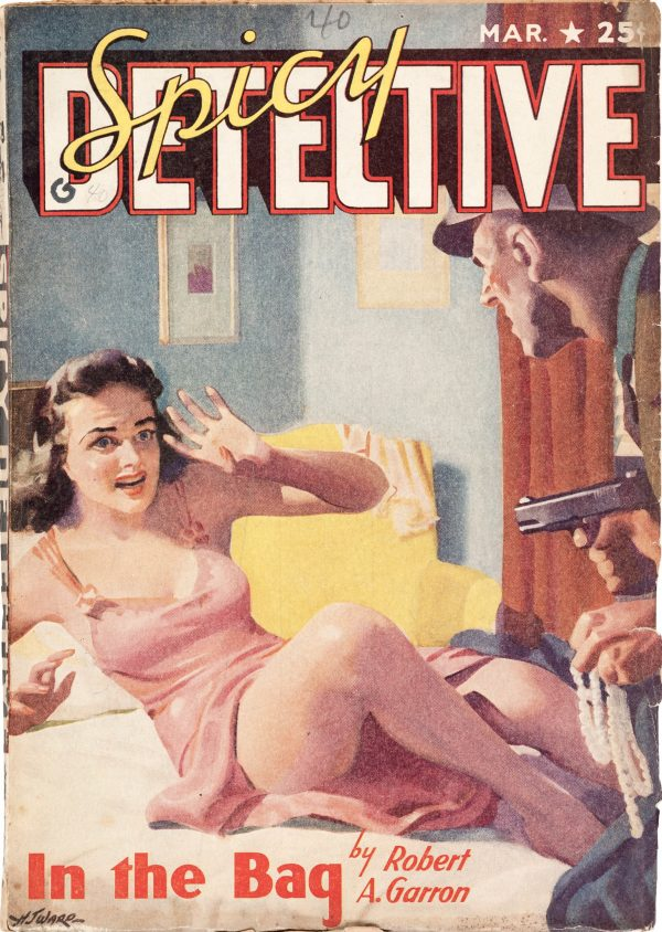 Spicy Detective Stories - March 1940