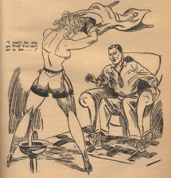 Spicy Mystery Stories - August 1937 2
