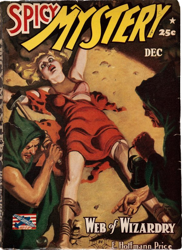 Spicy Mystery Stories - December 1942