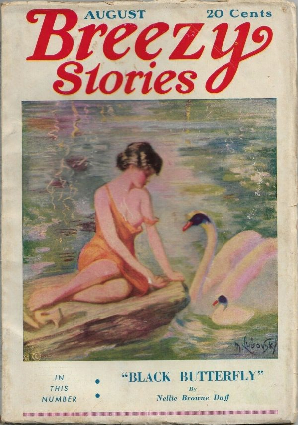 Breezy Stories August 1933
