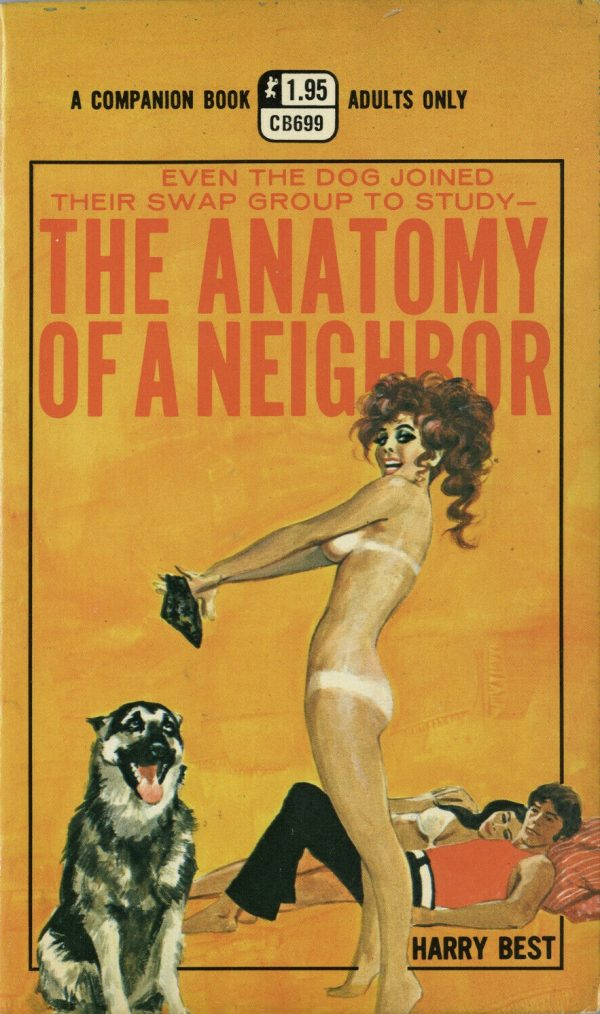 Companion Books CB699 - The Anatomy Of A Neighbor (1971)
