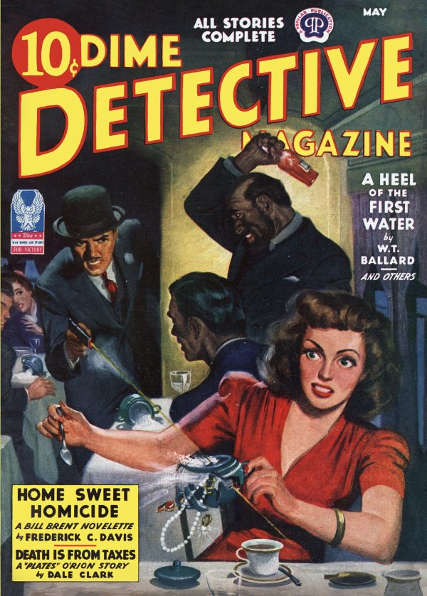 Dime Detective May 1943