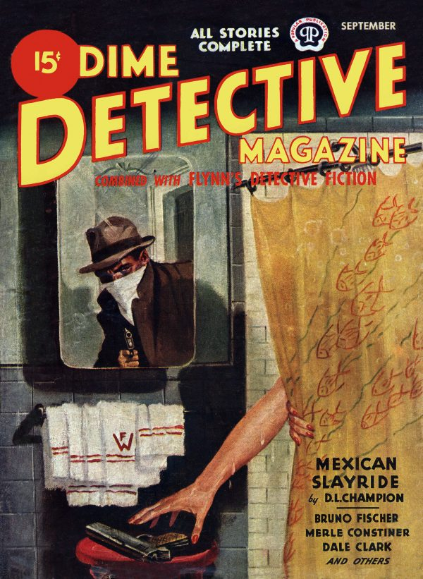 Dime Detective September 1944