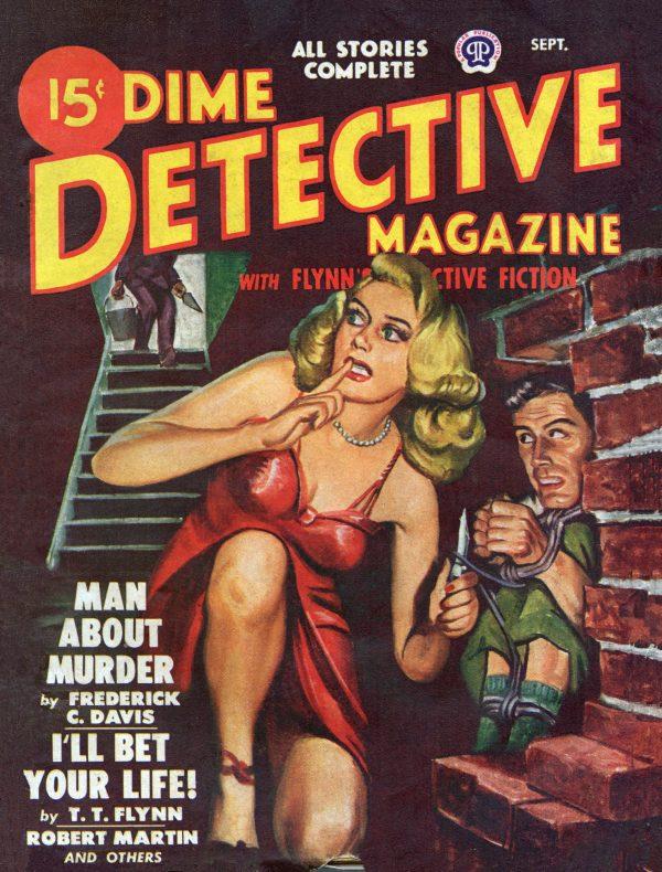 Dime Detective September 1948