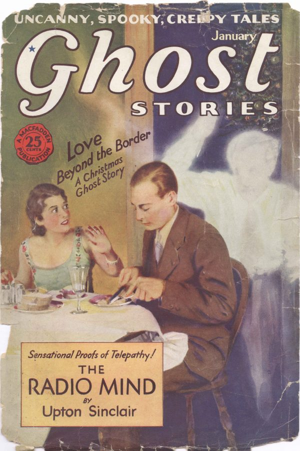 Ghost Stories January 1930