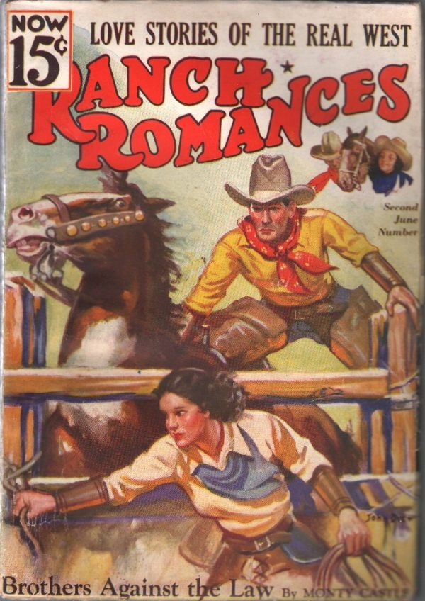 Ranch Romances June 2 1936