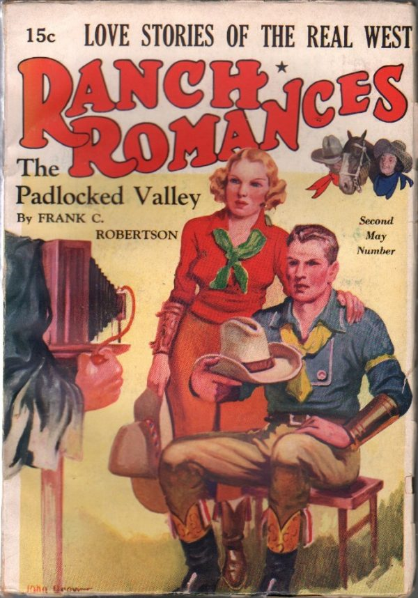 Ranch Romances May 14 1937