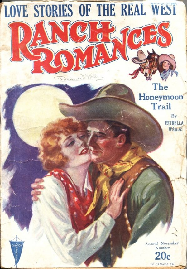 Ranch Romances November 1st 1928