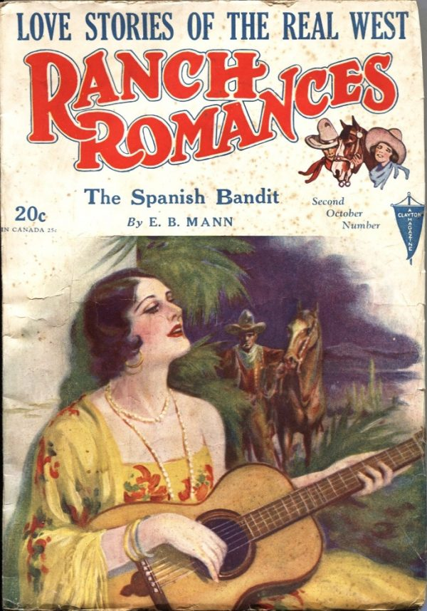 Ranch Romances October 2nd 1930
