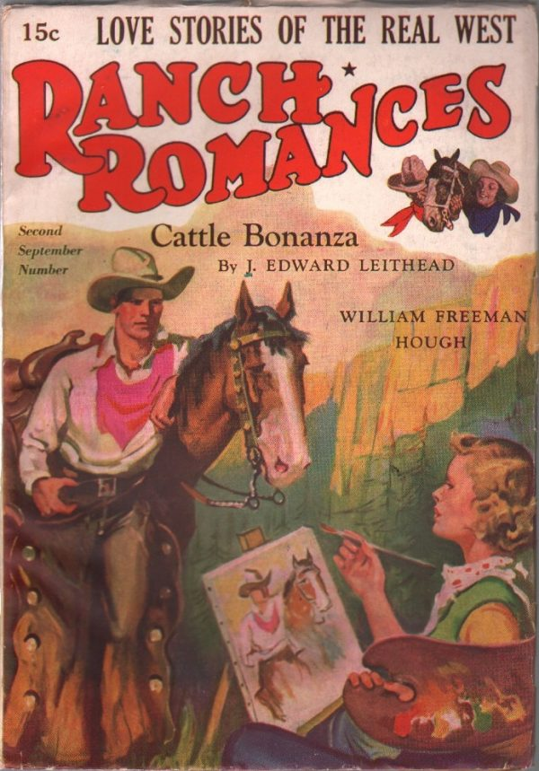 Ranch Romances September 16 1938