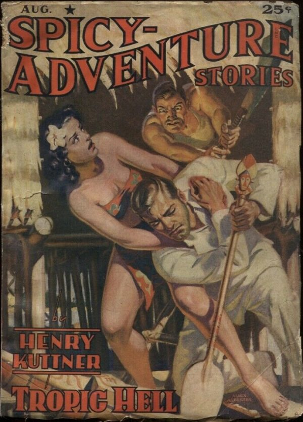 Spicy Adventure Stories 1941