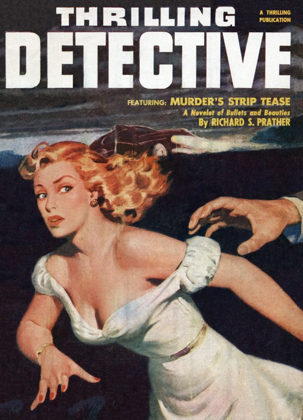 Thrilling Detective February 1953