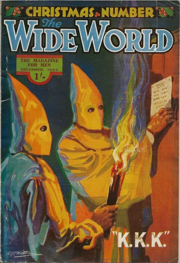 Wide World December 1934