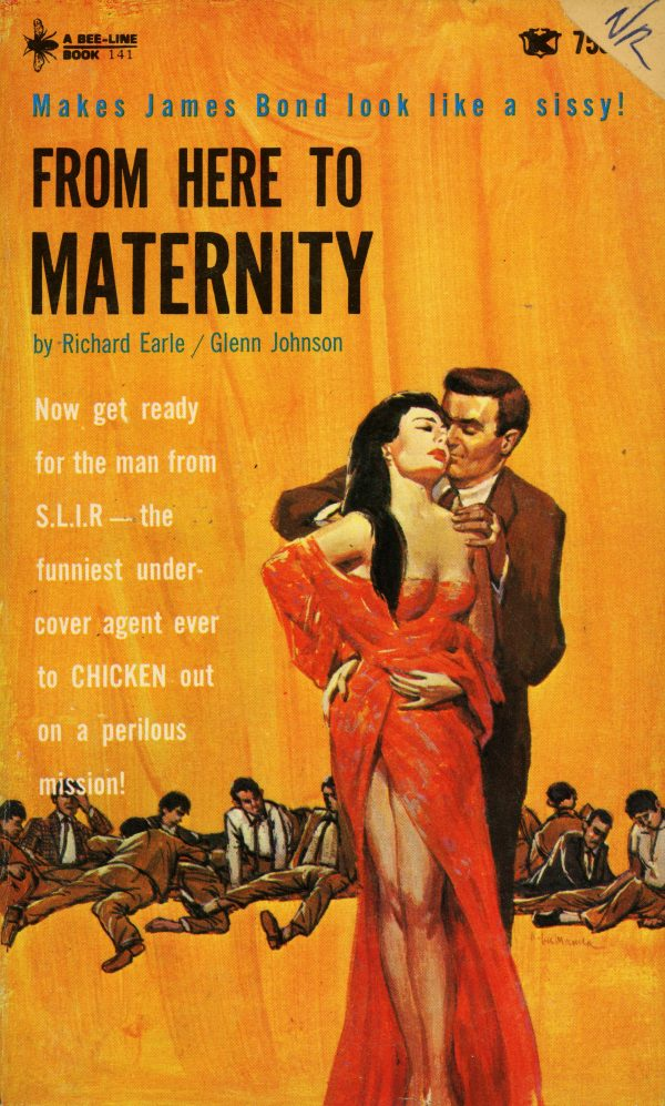 48731773327-bee-line-books-141-richard-earle-glenn-johnson-from-here-to-maternity