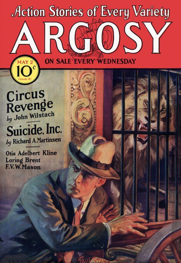Argosy May 2, 1931