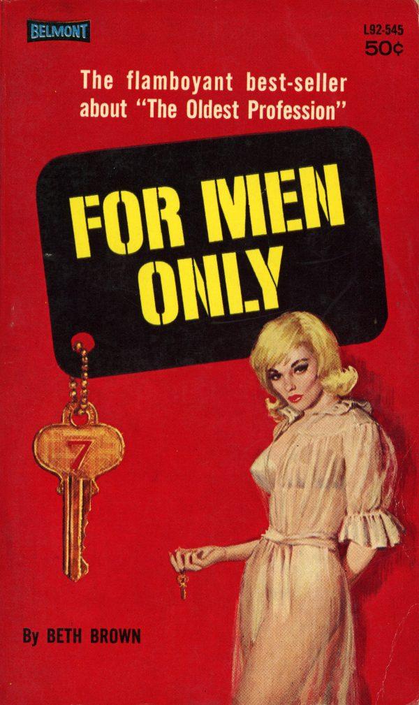 Belmont Books L92-545, 1962