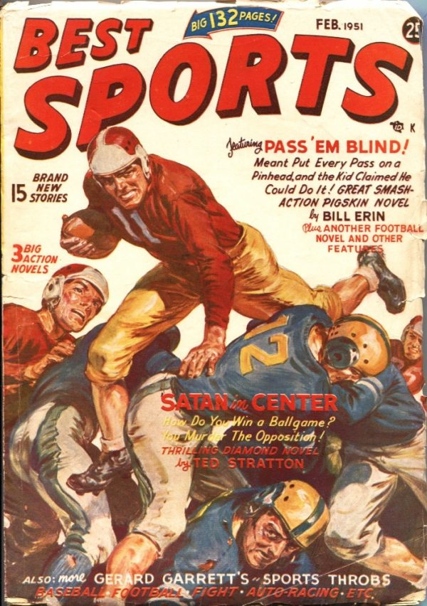 Best Sports February 1951