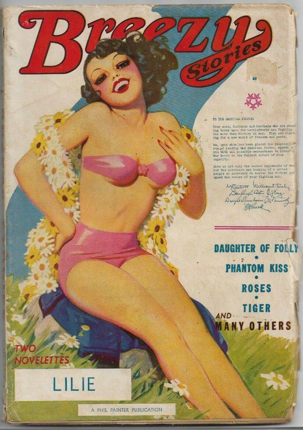 Breezy Stories June 1945