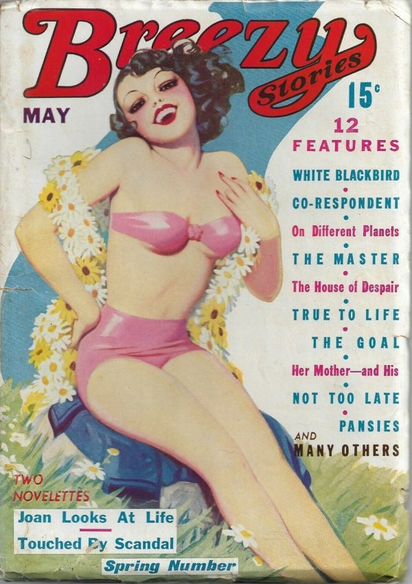 Breezy Stories May 1942