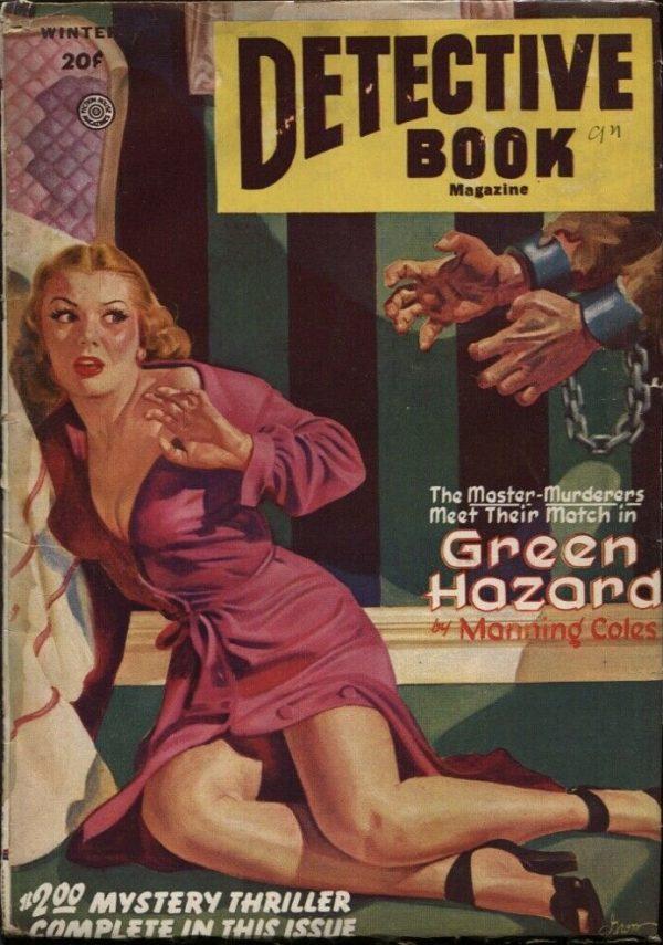 Detective Book 1945 Winter