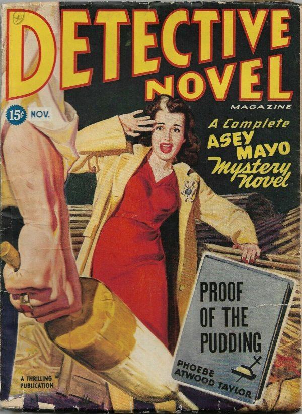 Detective Novel Magazine November 1946