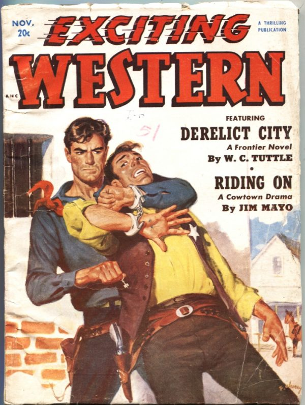 Exciting Western November 1951