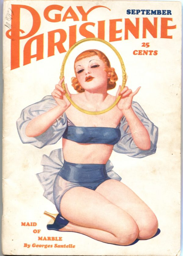 Gay Parisienne September 1936