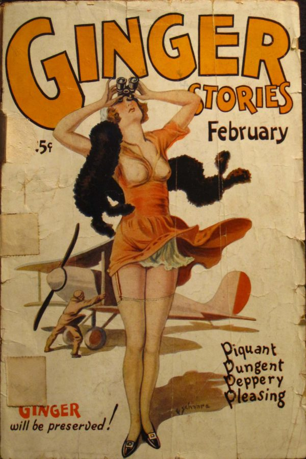 Ginger Stories February 1930