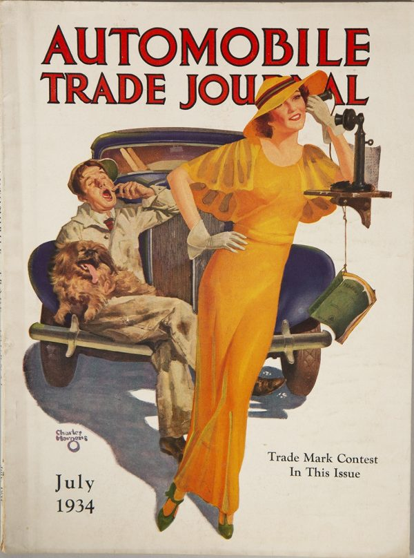July 1934 Automobile Trade Journal