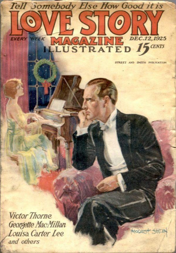 Love Story December 12 1925